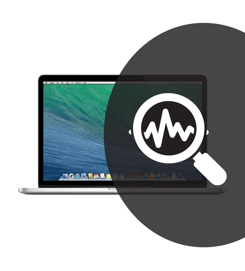MacBook Free Diagnostic Service