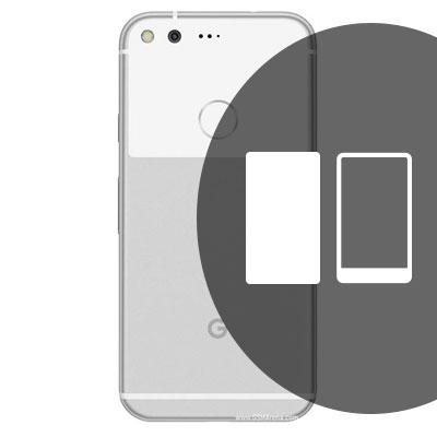 Google Pixel Back Glass Repair Replacement Google Pixel Back Glass Repair Replacement Google
