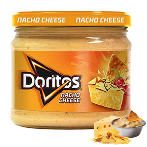 Doritos Nacho Cheese Chips Spread 300g