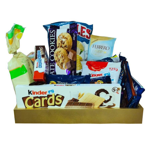 Brands Selection Gift Hamper - 4you Chocolates