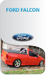 Ford Falcon Ute Covers