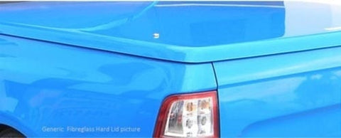 Fibreglass Lid Ford Falcon AU BA BF Feb 1999 to May 2008 Smooth Finish With Central Locking