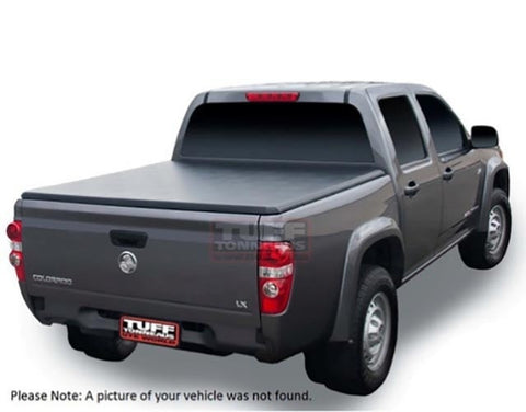 EZ Top Ford Ranger XL Dual Cab 2007 to Oct 2011 Without Sports Bar