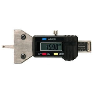LiMiT DIGITAL TYRE PROFILE DEPTH GAUGE 0-25MM - NZ Tools Ltd                                                          09- 8899328
