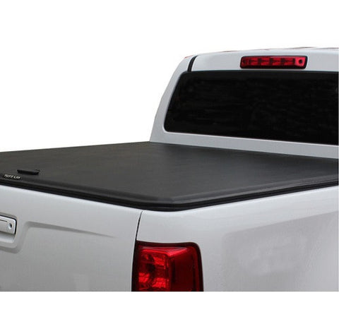 Toyota Hilux Dual Cab J Deck Oct 2015 to Current Black Tuff Lid