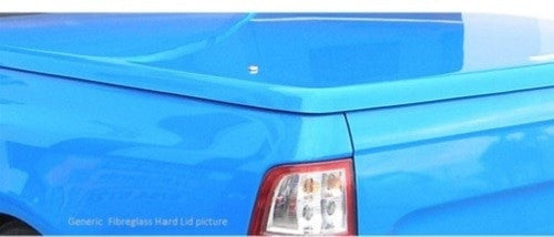Fibreglass Lid - Holden Commodore VE VF 2007 to Current Bob Tail