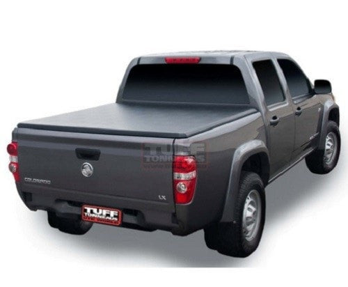 Holden Colorado Dual Cab 2003 to Jun 2012 Without Sports Bars & Headboard EZ Top Ute Cover