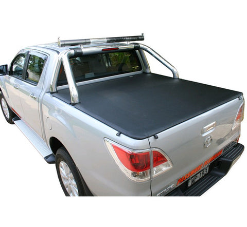 Mazda BT50 Dual Cab November 2011 to Current Clip On  Tonneau Cover