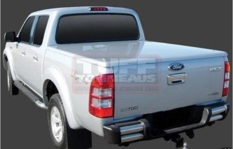 Fibreglass Lid Ford Ranger PJ-PK Dual Cab 2007 to Oct 2011, Without Sports Bars & Headboard
