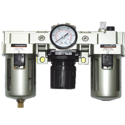 POWERSHIFT Air Filter - Regulator - Water trap  and Lubricator