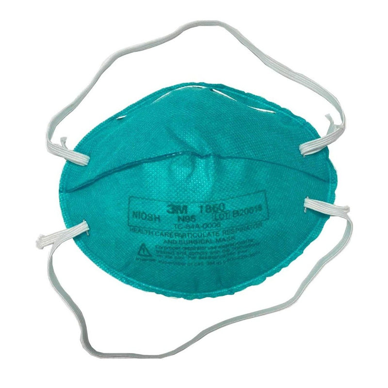 3M N95 1860 Surgical Mask Box of 20
