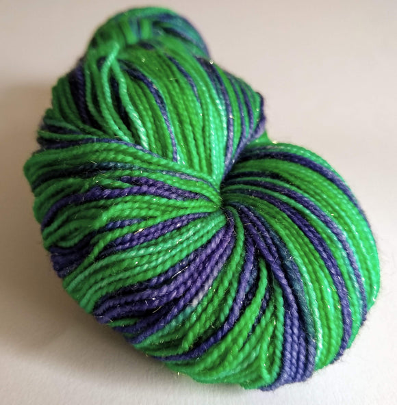 Why So Serious? sparkle merino nylon fingering/4ply/sock yarn