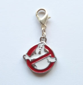 Ghostbusters logo progress keeper/stitch marker