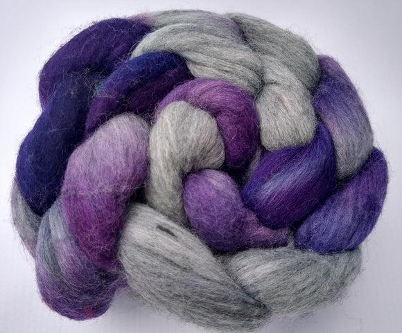 Purple Grey Merino