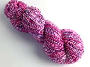 Grown Up Girl sparkle merino nylon fingering/4ply/sock yarn