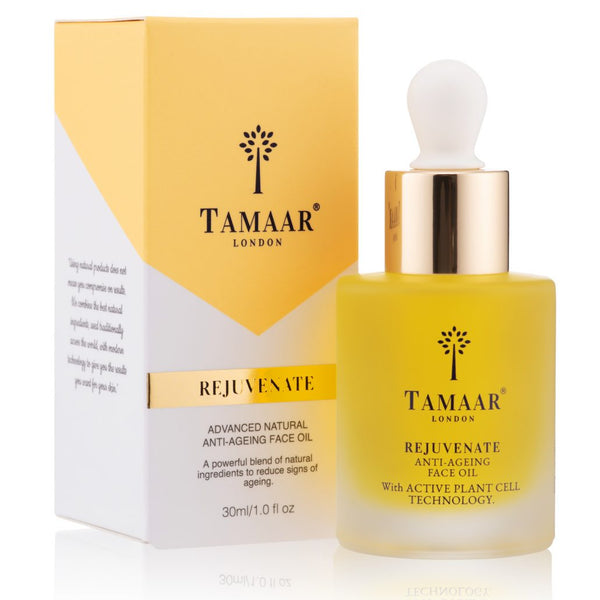Tamaar London - Advanced Natural Anti-Ageing Face Oil | 30 ml
