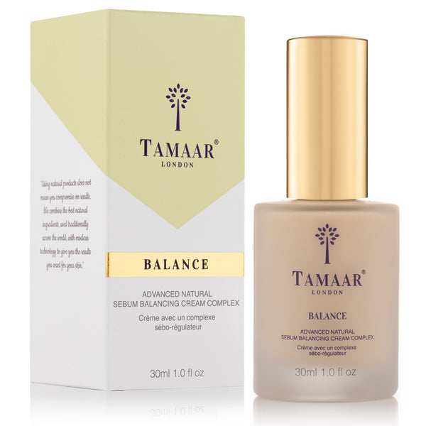 Tamaar London - Advanced Natural Sebum Balancing Cream Complex | 30 ml