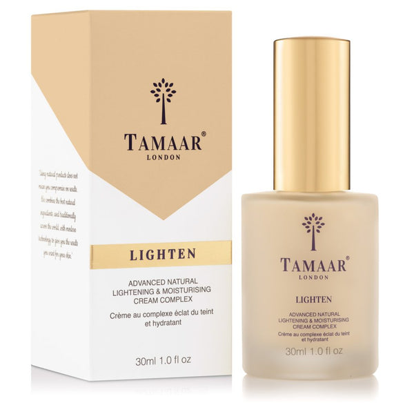 Tamaar London - Advanced Natural Lightening & Moisturising Cream Complex | 30ml
