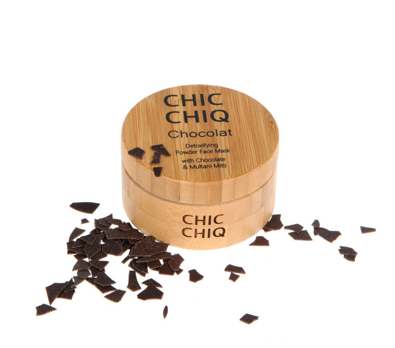 Chic Chiq - Chocolat Cleansing Peel Off Face Mask 100ml
