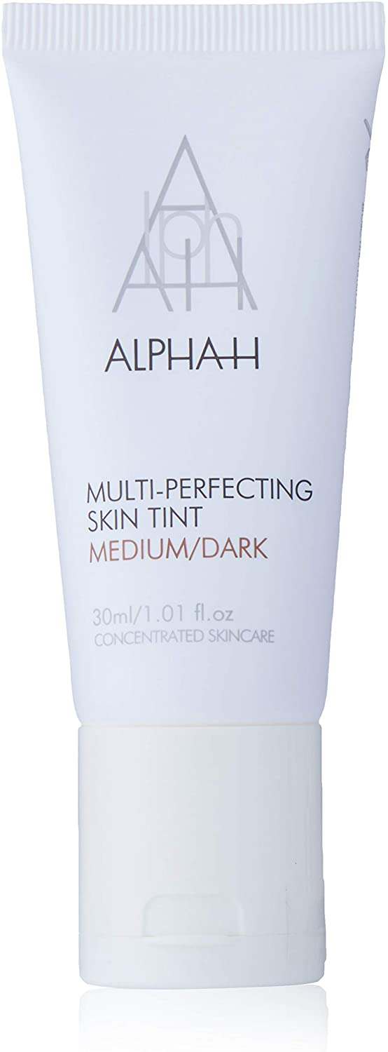 ALPHA-H Multi Perfecting Skin Tint SPF15 30ml - Medium/Dark
