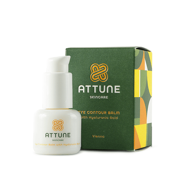 Attune Skincare - Eye Contour Balm with Hyaluronic Acid 15ml