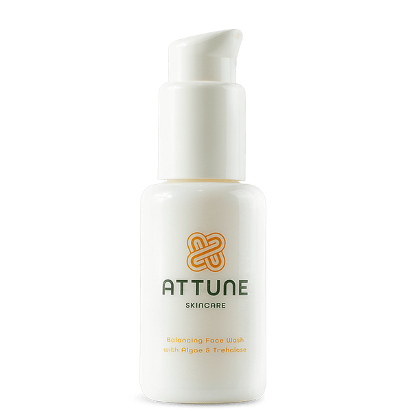 Attune Skincare - Balancing Face Wash with Algae & Trehalose 50ml