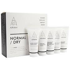 ALPHA-H Normal/Dry Starter Set - 5 PIECE
