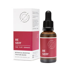 Blooming Blends - BE SEXY HERBAL TINCTURE