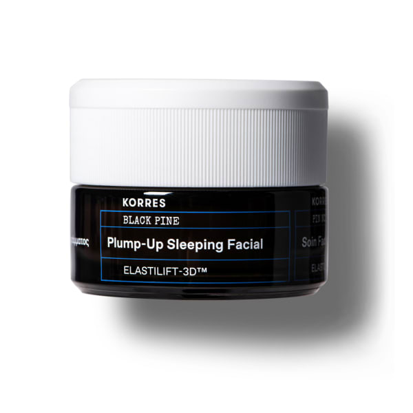 KORRES - Black Pine 3D Sculpting Firming & Lifting Night Cream 40ml