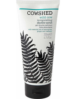 COWSHED - Wild Cow Invigorating Shower Scrub 200ml