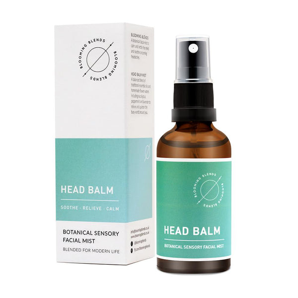 Blooming Blends - HEAD BALM FACIAL MIST