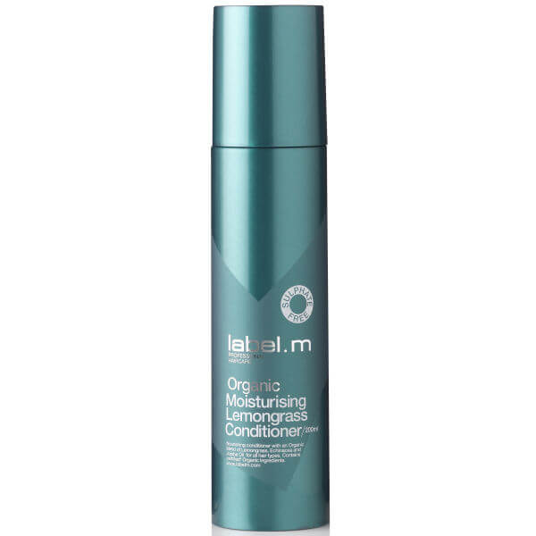 LABEL.M Organic Moisturising Lemongrass Conditioner 200ml