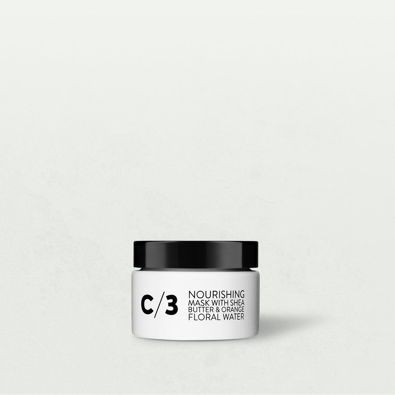 Cosmydor - C/3 NOURISHING MASK WITH SHEA BUTTER & ORANGE FLORAL WATER 50ml