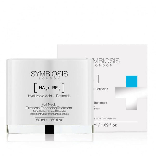 SYMBIOSIS - [Hyaluronic Acid + Retinoids] - Full Neck Firmness Enhancing Treatment