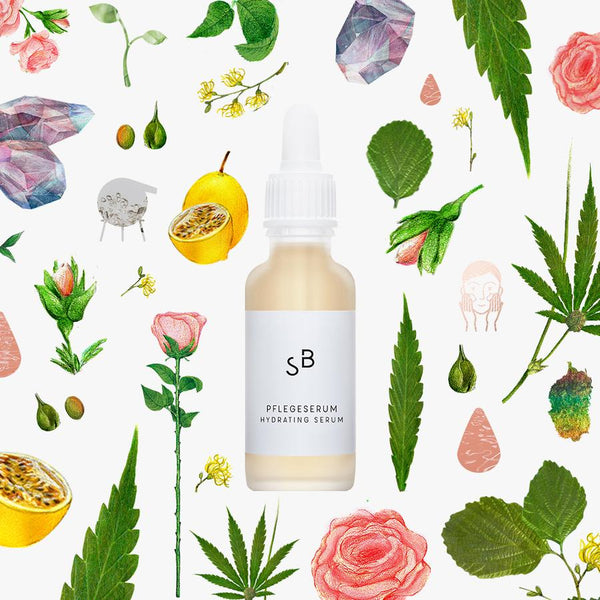 STUDIO BOTANIC - HYDRATING SERUM 30 ml