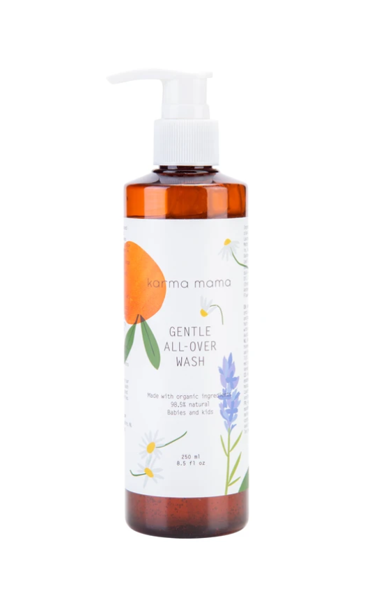 Karma Mama - Gentle All-Over Wash 250ml
