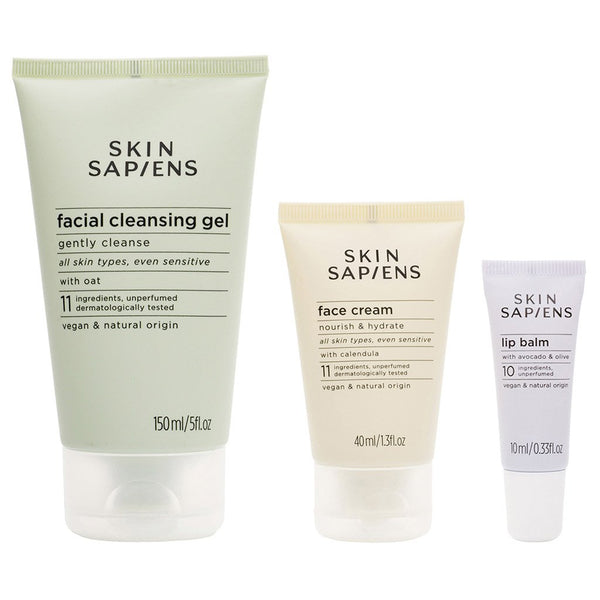 Skin Sapiens - SENSITIVE SKIN SET