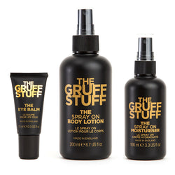 THE GRUFF STUFF - The All-in-1 Set