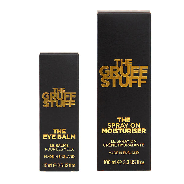 THE GRUFF STUFF - THE FACE SET