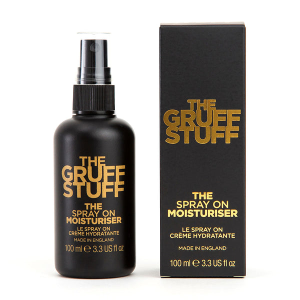 THE GRUFF STUFF - THE SPRAY ON MOISTURISER