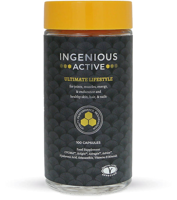 INGENIOUS Active - 25 Day Supply