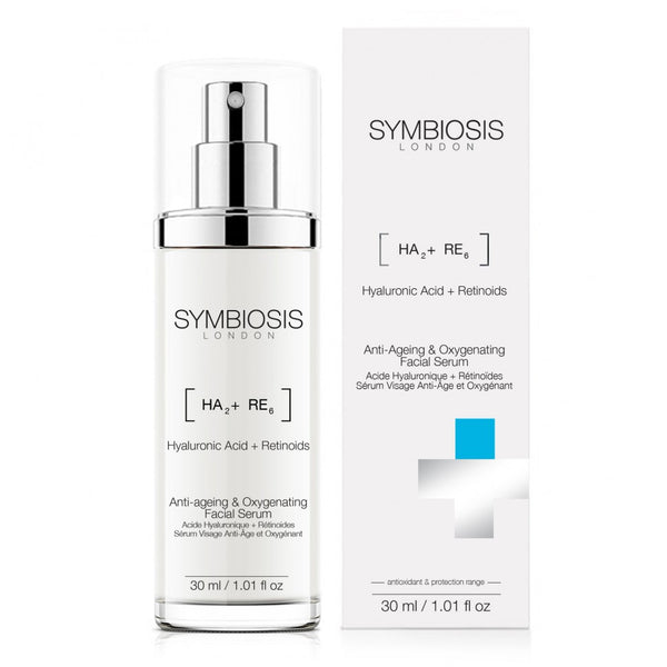 [Hyaluronic Acid + Retinoids] - Anti-ageing & Oxygenating Facial Serum