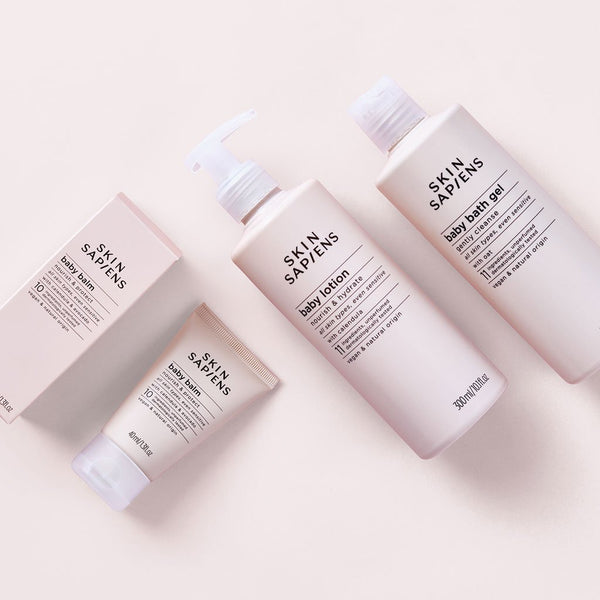 Skin Sapiens - BABY CARE SET