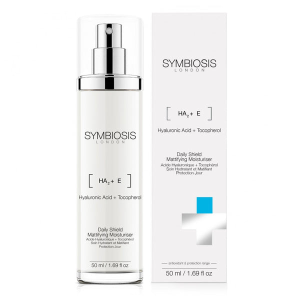 [Hyaluronic Acid + Tocopherol] - Daily Shield Mattifying Moisturiser
