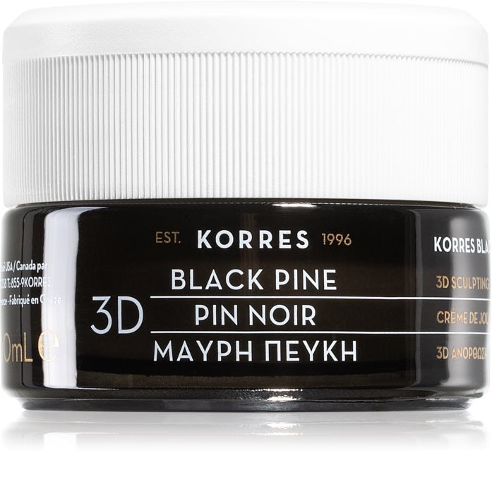 KORRES Black Pine 3D Firming Sculpting & Lifting Day Cream 40ml