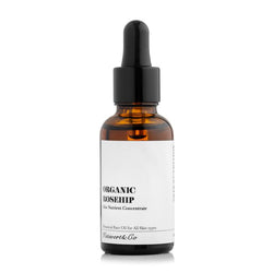 VETIVERT & CO Organic Rosehip Oil: Skin Nutrient Concentrate 30ml