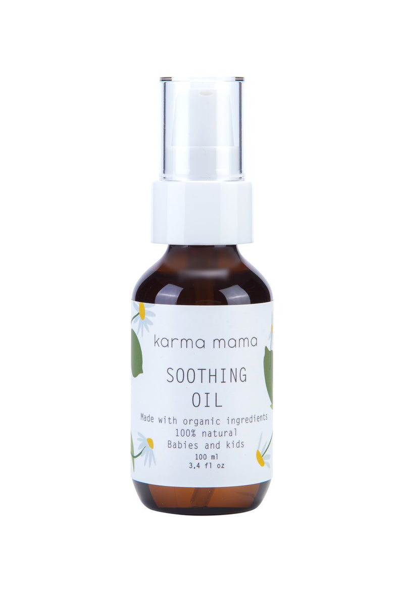 Karma Mama - Soothing Oil 100ml