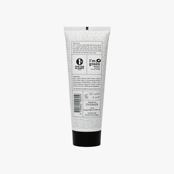 Grums Aarhus - raw coffee hand scrub + wash 120ml