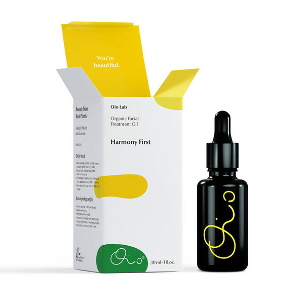 Oio Lab - Harmony First Organic Facial Treatment Oil