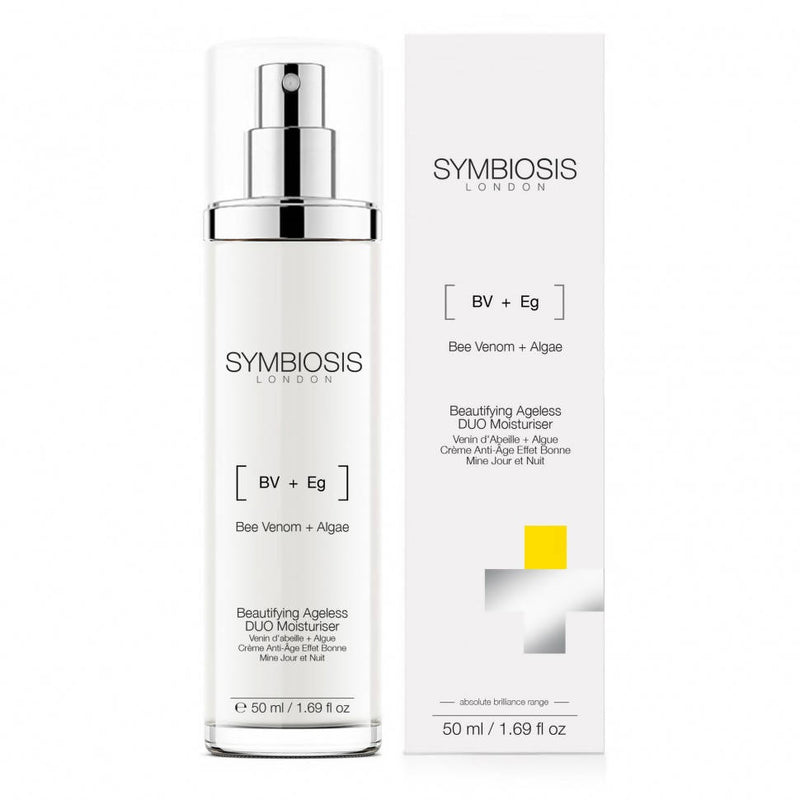 SYMBIOSIS - [Bee Venom + Mica] - Beautifying Ageless DUO Moisturiser